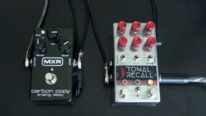 Tonal Recall RKM vs. MXR Carbon Copy
