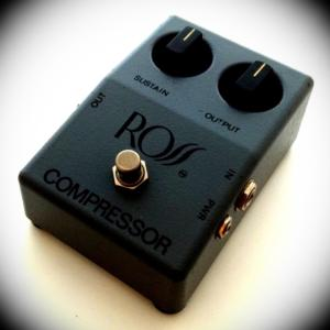 Ross Compressor Reissue - Delay Dude on